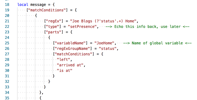 Image showing code